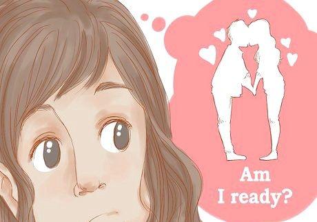 Hvordan å spørre en fyr å være kjæresten din