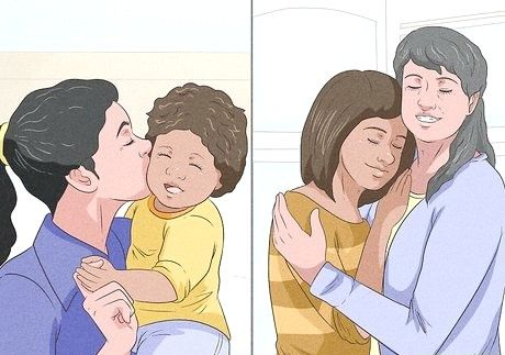 Hvordan være en god forelder