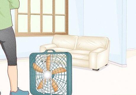 Hvordan bygge en enkel og effektiv luftrenser hjemme