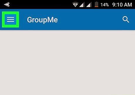 शीर्षक वाली छवि एंड्रॉइड चरण 2 पर ग्रुपमे पर एक समूह का नाम बदलें
