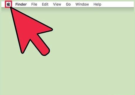Bildetittel Endre rulleretningen på en Mac trinn 6
