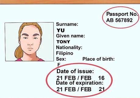 Slik endrer du statusen til et b1 business visa