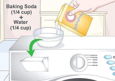 एक सुगंधित वॉशिंग मशीन कैसे साफ करें