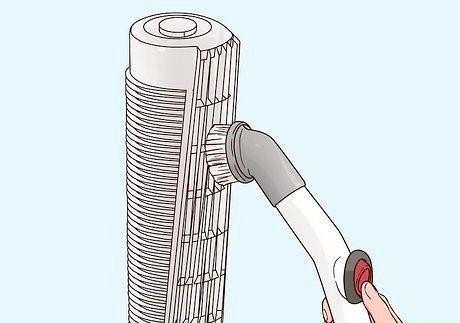 Slik rengjør du en vornado-fan