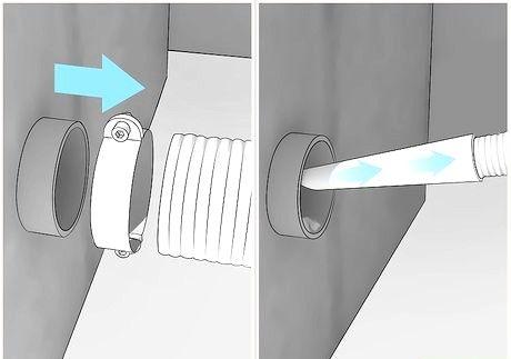 स्वच्छ एक वॉशर और ड्रायर चरण 8 शीर्षक वाली छवि