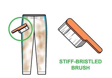बेसबॉल पैंट को कैसे साफ करें