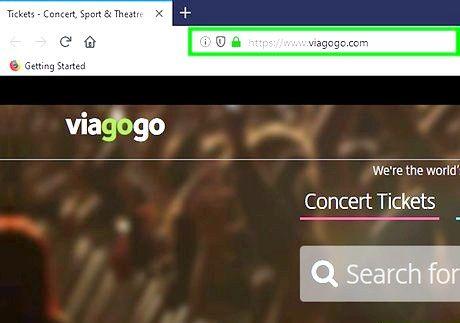 VIAGOGO से कैसे संपर्क करें
