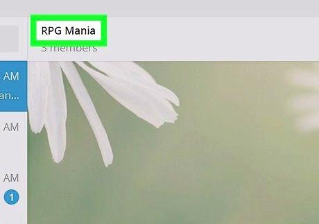 शीर्षक वाली छवि एक टेलीग्राम समूह को पीसी या मैक चरण 3 पर सुपरग्रुप में कनवर्ट करें