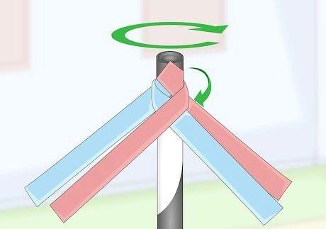 शीर्षक वाली छवि एक चीनी उंगली जाल चरण 10 बनाएँ