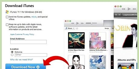 Slik oppretter du en gratis konto på itunes for windows pc