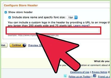 शीर्षक वाली छवि Amazon Astore Step 23 बनाएँ