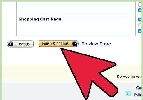 शीर्षक वाली छवि Amazon Astore Step 26 बनाएँ