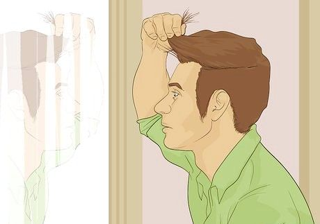 पुरुषों के लिए बैंग्स कैसे काटें