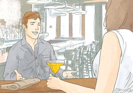 एक बूढ़े आदमी को कैसे डेट करें