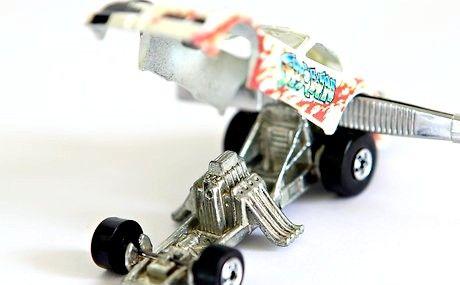 कैसे क्रोम मॉडल कार भागों को डी