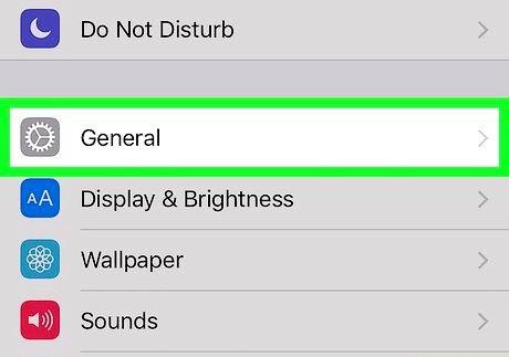 छवि आईफोन या आईपैड चरण 2 पर एक कीबोर्ड को अक्षम करें
