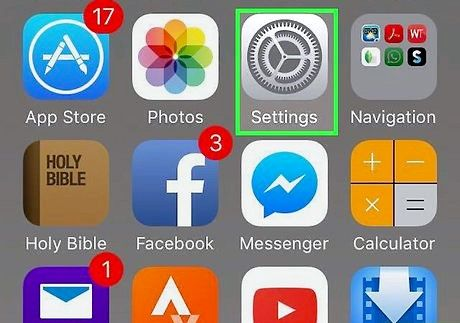 एक iPhone पर खोलने के लिए आरामदायक उंगली कैसे अक्षम करें