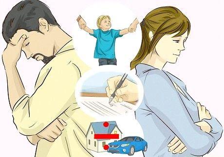 अरकंसास में तलाक कैसे करें