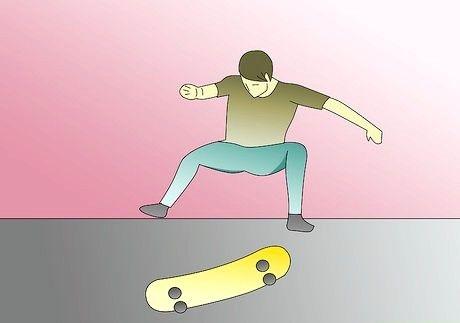 स्केटबोर्ड पर हार्डफ्लिप कैसे करें