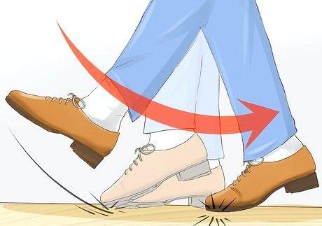 Sådan gør du pullbacks i tap dance