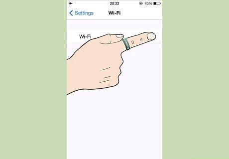 Slik laster du ned programmer til ipod touch