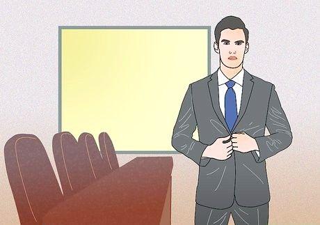 एक सीईओ (पुरुष) की तरह पोशाक कैसे करें