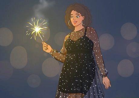 नए साल की पूर्व संध्या पर कैसे तैयार करें