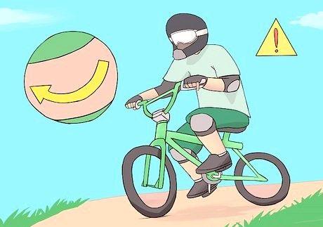 Comment dériver sur un vélo