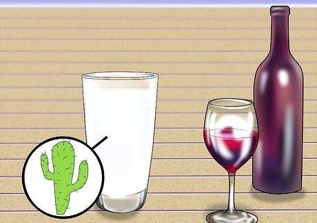 स्वास्थ्य चरण 6 के लिए पेय कैक्टस पानी शीर्षक वाली छवि