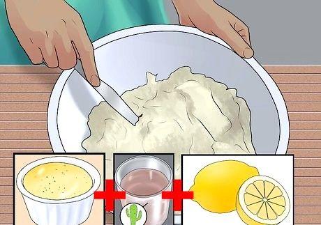 स्वास्थ्य चरण 7 के लिए पेय कैक्टस पानी शीर्षक वाली छवि