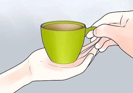 Hvordan å drikke grønn te