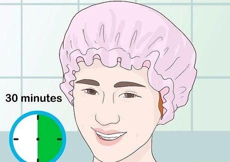डाई अदरक बाल चरण 7 शीर्षक वाली छवि
