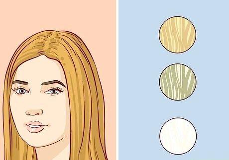 अपने बालों को गोरा की सही छाया कैसे डाई करें
