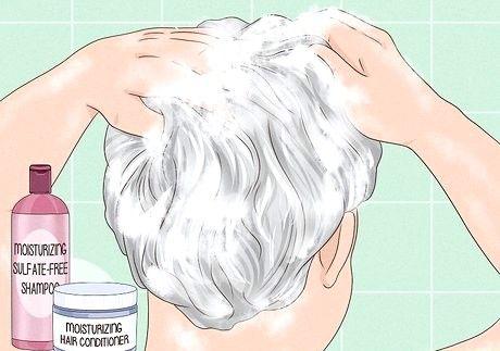 ग्रे बालों को कैसे बढ़ाया जाए