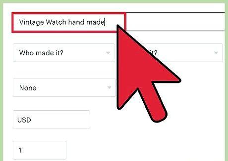 शीर्षक वाली छवि सुनिश्चित करें कि आपकी ETSY आइटम Google उत्पाद खोज चरण 16 पर दिखाई देते हैं