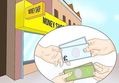 Sådan udveksler du penge i storbritannien
