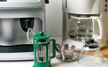 कैसे निकालें और कॉफी ब्रू करें
