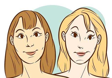 अपने आदर्श बाल रंग कैसे खोजें