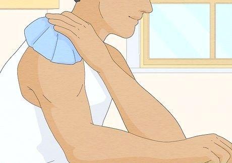 Hvordan fikse en klemt nerve i skulderen