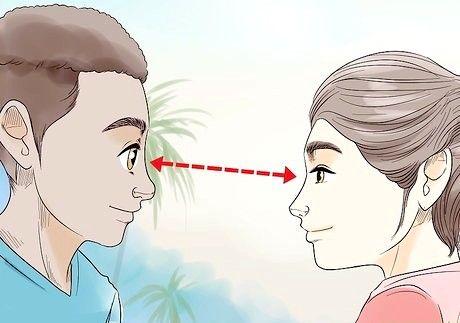 एक आदमी के साथ इश्कबाज कैसे करें