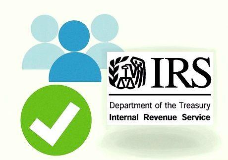 Bildet med tittelen Få et skatte-ID nummer trinn 5