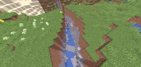 एक Minecraft Ravine नीचे कैसे पहुंचे
