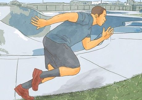 फुटबॉल के लिए तेजी से कैसे प्राप्त करें