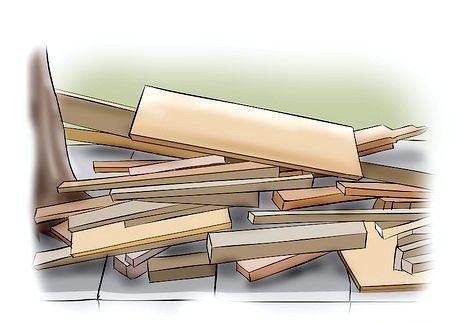 मुफ्त निर्माण सामग्री कैसे प्राप्त करें