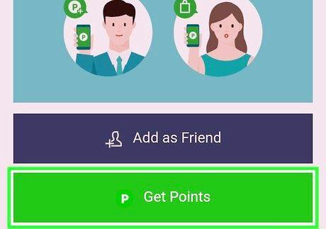 एंड्रॉइड चरण 8 पर फ्री लाइन ऐप सिक्के शीर्षक वाली छवि
