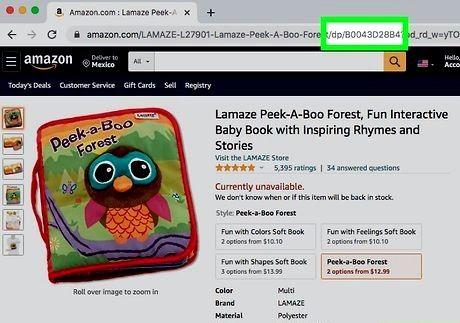 Bildet med tittelen Få gratis produkter fra Amazon for gjennomgang Trinn 2
