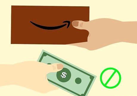 Bildet med tittelen Få gratis produkter fra Amazon for gjennomgang Trinn 12