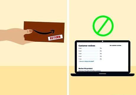 Bildetittel Få gratis produkter fra Amazon for gjennomgang Trinn 18
