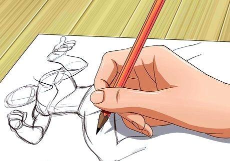Wie kann man mit zeichnung gut werden?