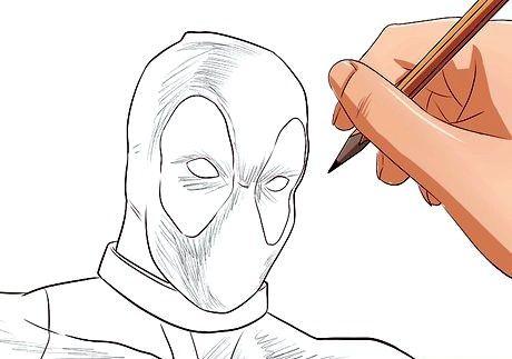 Bildens tittel bli god til å tegne trinn 21